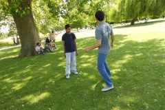 Excel Tutors - Regents Park Tour  (13)