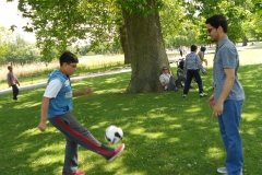 Excel Tutors - Regents Park Tour  (14)