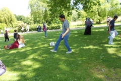 Excel Tutors - Regents Park Tour  (18)