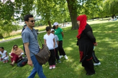 Excel Tutors - Regents Park Tour  (2)