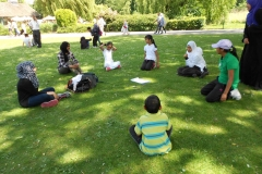 Excel Tutors - Regents Park Tour  (6)