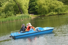 Excel Tutors - Regents Park Tour  (9)